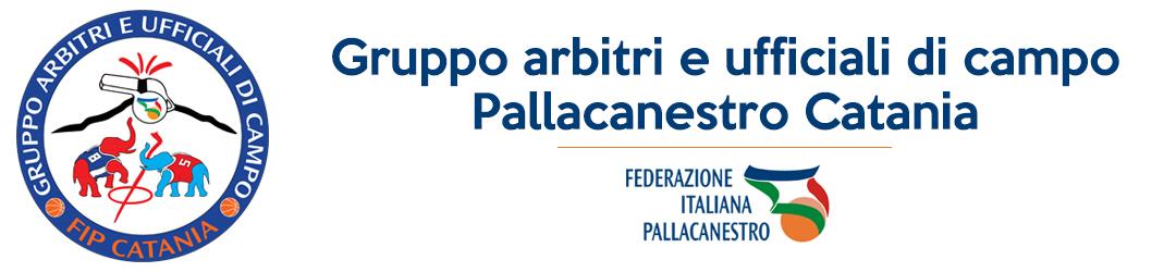 Gruppo Arbitri e UdC Pallacanestro Catania