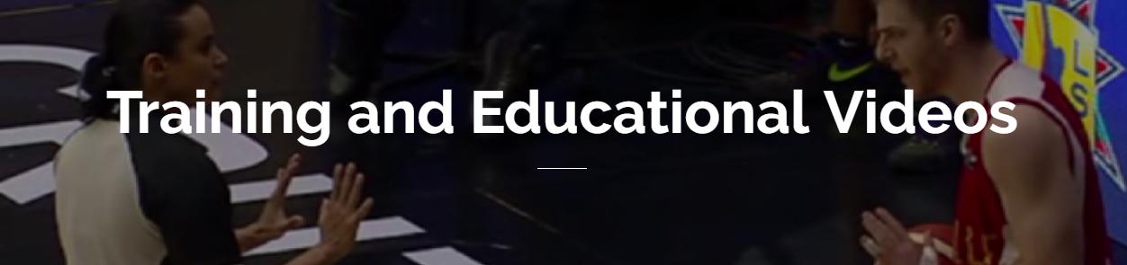 fiba_training and educationale videos
