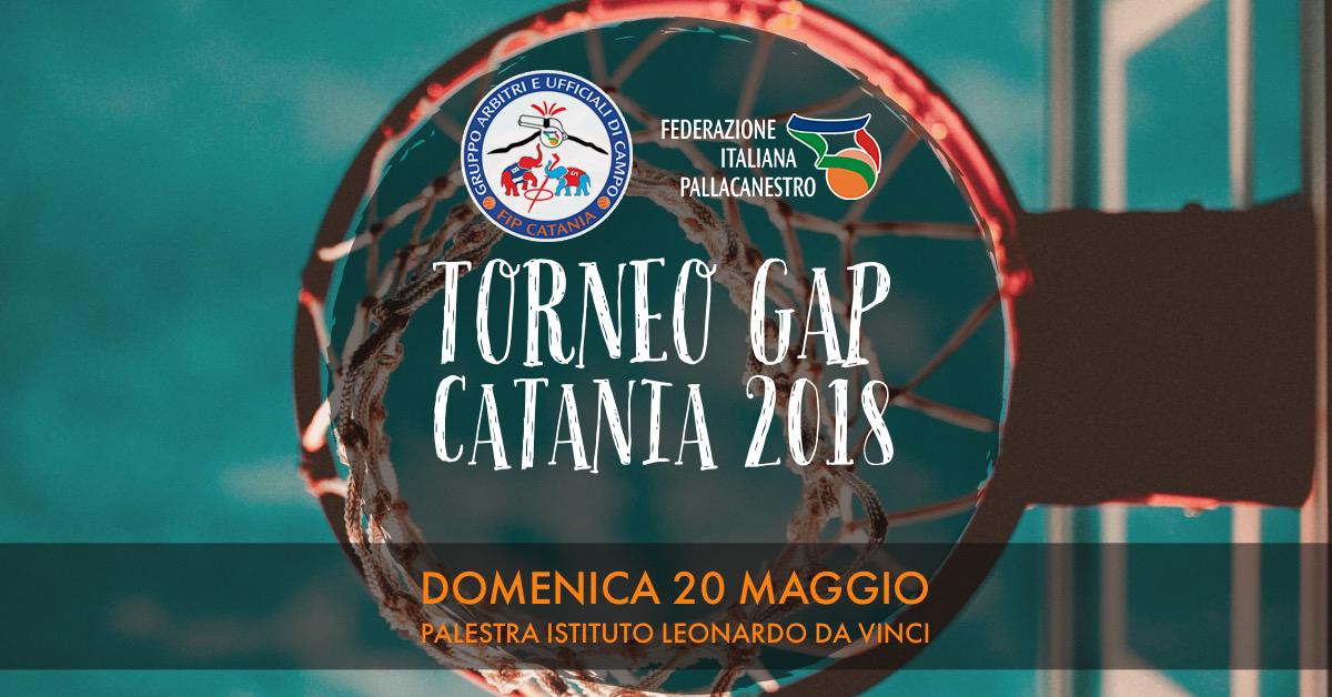 2018-Torneo Gap Catania